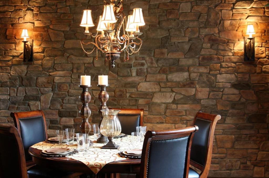 Elegantly set table at a restaurant.